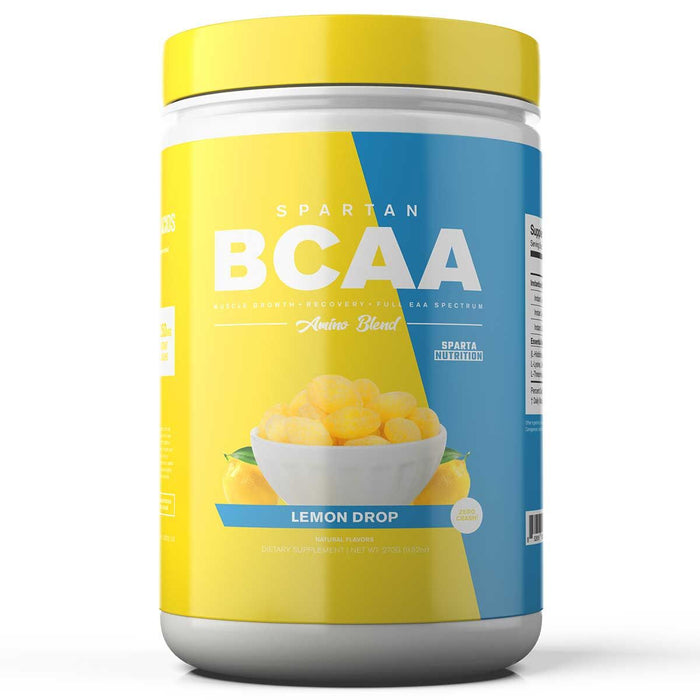 Sparta Nutrition Spartan BCAA Lemon Drop