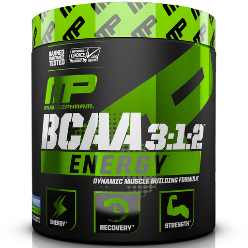BCAA 3:1:2 Energy - Blue Raspberry