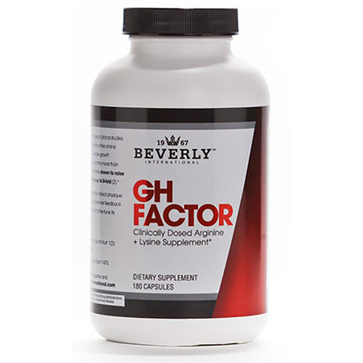 GH Factor - Tiger Fitness