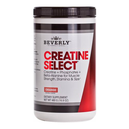 Creatine Select + Beta-Alanine - Tiger Fitness