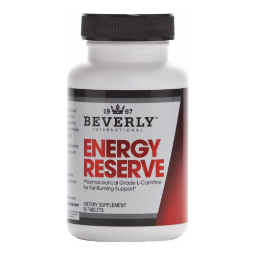Energy Reserve - Tiger Fitness