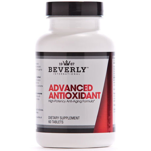 Advanced Anti-Oxidant - Tiger Fitness