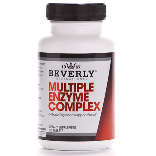 Beverly Multiple Enzyme Complex - Tiger Fitness