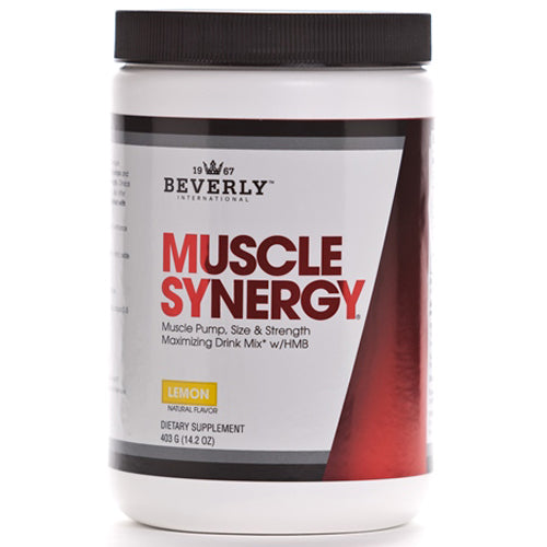 Beverly Muscle Synergy Powder - Tiger Fitness
