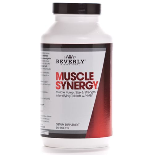Beverly Muscle Synergy Tabs - Tiger Fitness