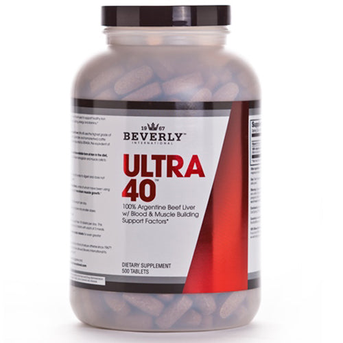 Beverly Ultra 40 - Tiger Fitness