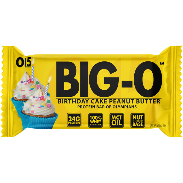 Big-O Bar - Tiger Fitness