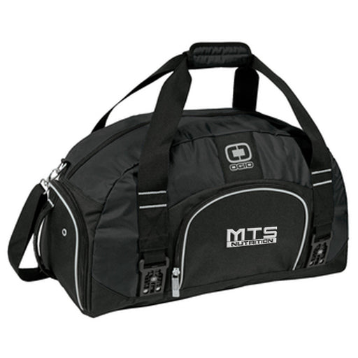 MTS Nutrition Big Dome Duffel Bag