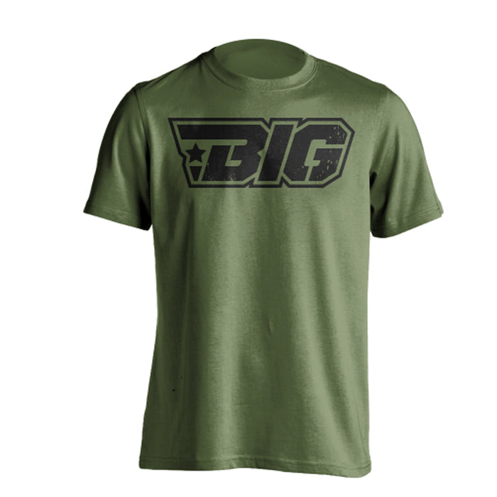 BIG Infantry Ammo Tee | Military Green - Medium