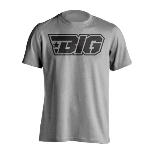BIG Logo Tee | Dark Grey - Large