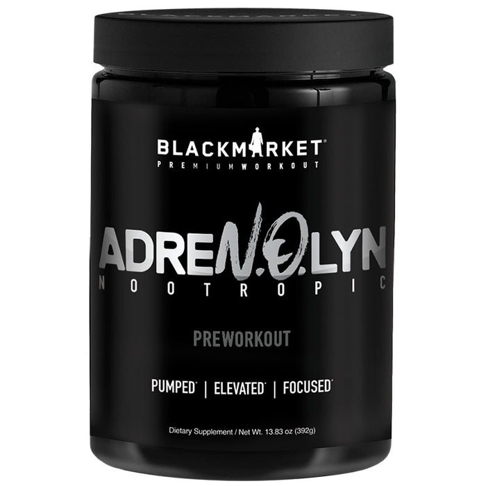 Adren.O.Lyn Nootropic | Elevate Mood & Energy Pre-Workout - Tiger Fitness