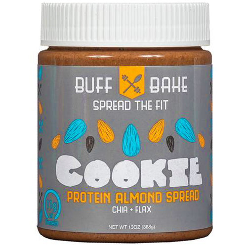 Protein Almond Spread 13oz - Cookie