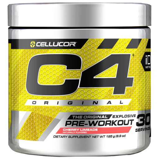 C4 Original Pre Workout - Tiger Fitness