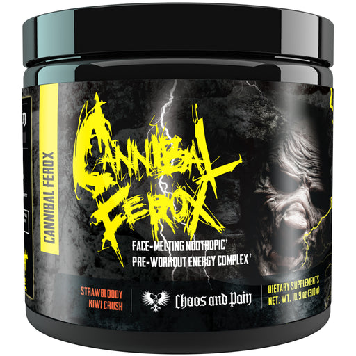 Chaos and Pain Cannibal Ferox | 25 Servings - Carny Candy