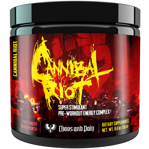 Chaos and Pain Cannibal Riot | 30 Servings - Five Finger Death Punch