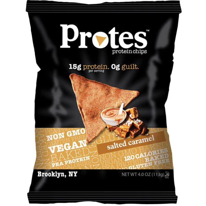 Protes | 4oz Box of 12 - Salted Caramel