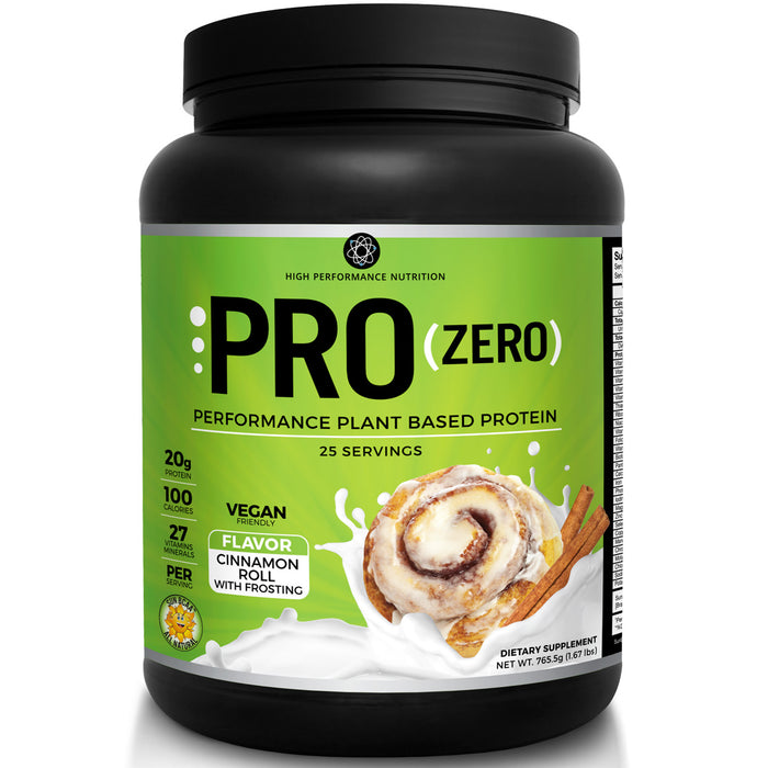 HPN Pro Zero 1.65lb - Cinnamon Roll with Frosting