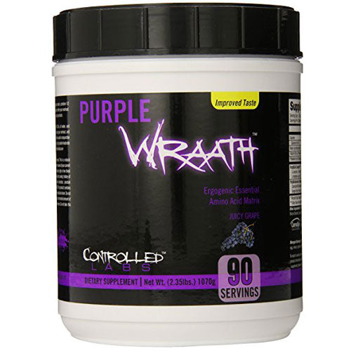 Purple Wraath - Tiger Fitness