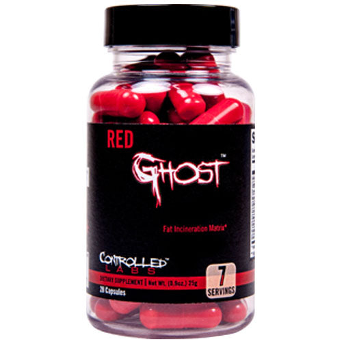 Red Ghost 28 Capsules