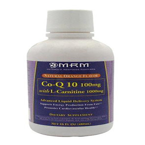CoQ10 With L-Carnitine 16 Fl. oz.
