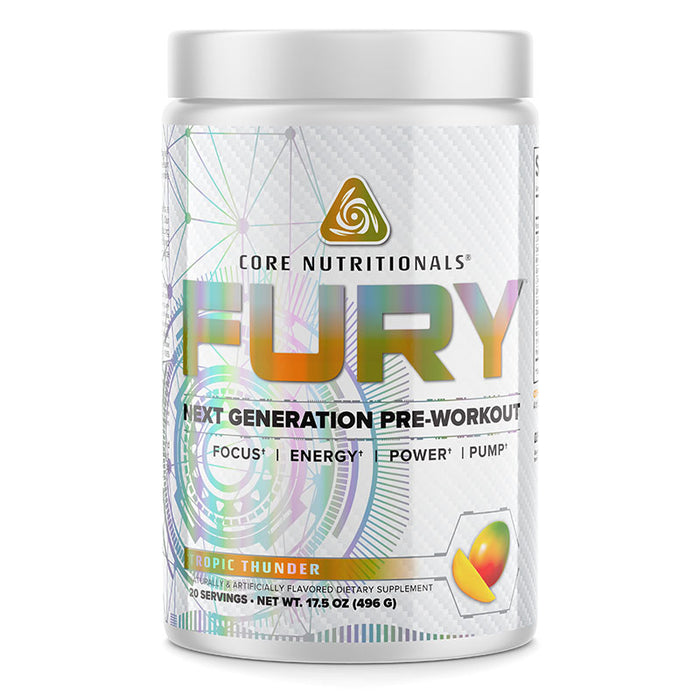Core Fury - Tiger Fitness