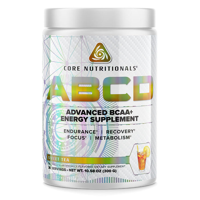 Core ABCD BCAA + Energy - Tiger Fitness
