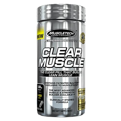 Clear Muscle - Tiger Fitness