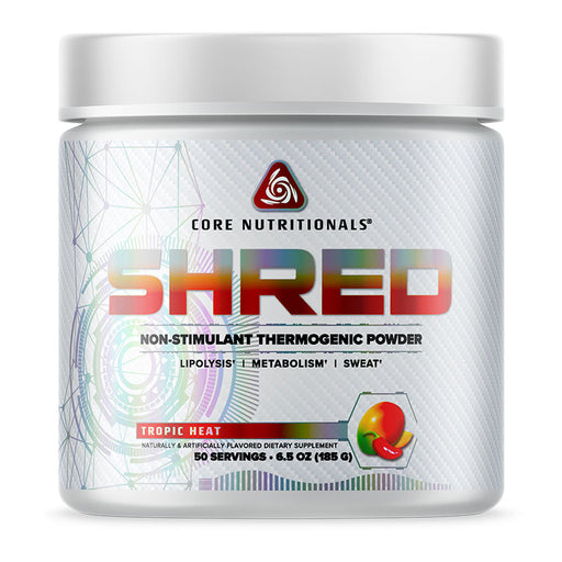 Core Shred - Tiger Fitness