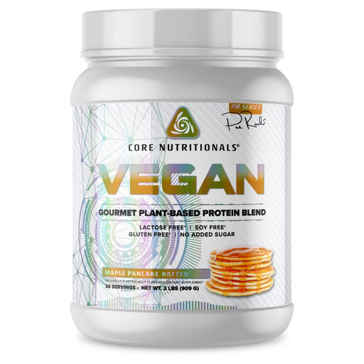 Core Vegan Protein - Tiger Fitness