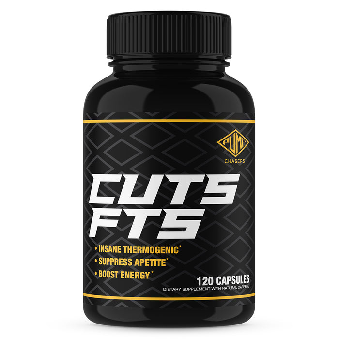 Cuts FTS® Fat Burning Thermogenic - Tiger Fitness