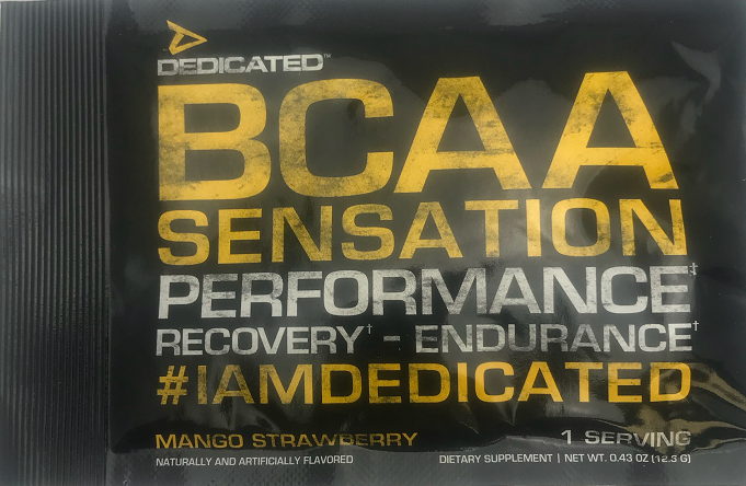 BCAA Sensation - FREE SAMPLE