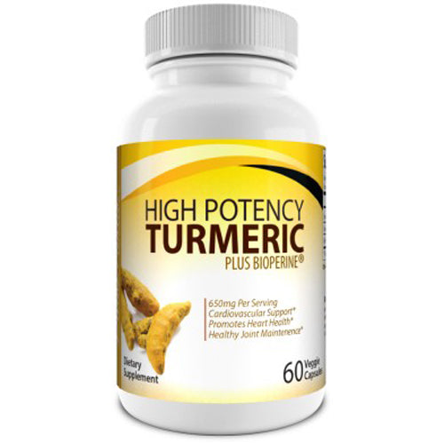 High Potency Turmeric