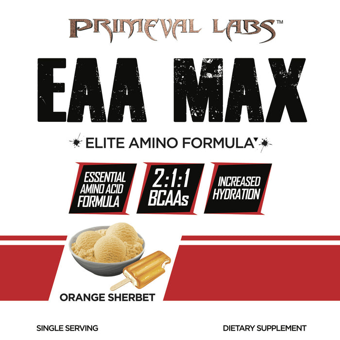 Primeval Labs EAA Max Sample