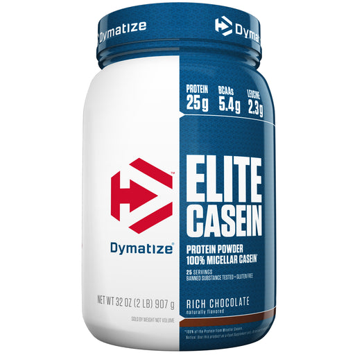 Elite Casein 2lbs.  - Rich Chocolate