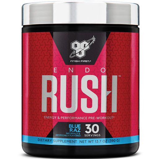 BSN EndoRush | 30 Servings - Blue Raz