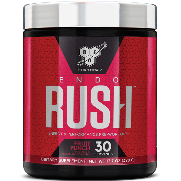 BSN EndoRush | 30 Servings - Fruit Punch