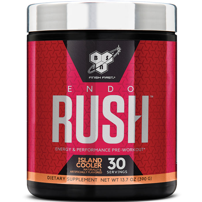 BSN EndoRush | 30 Servings - Island Cooler