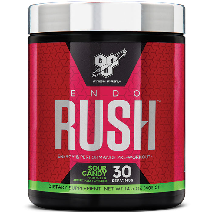 BSN EndoRush | 30 Servings - Sour Candy