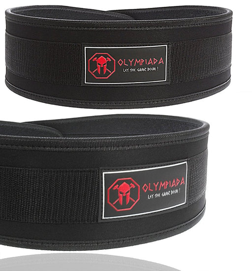 "4"" Foam Core Lifting Belt"