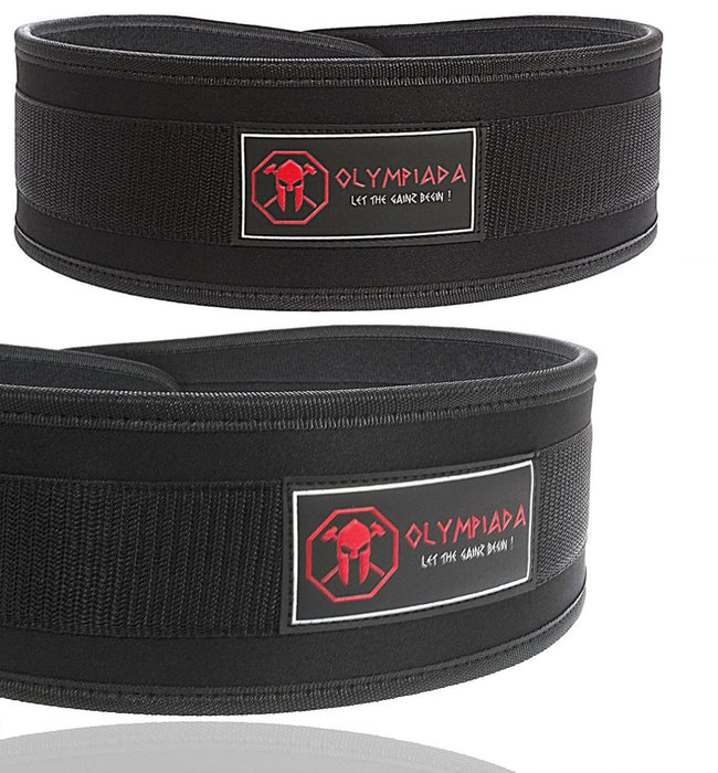 "4"" Foam Core Lifting Belt - Tiger Fitness"