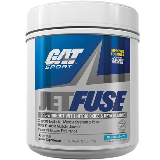 JetFuse NOX 30 Servings - Blue Raspberry