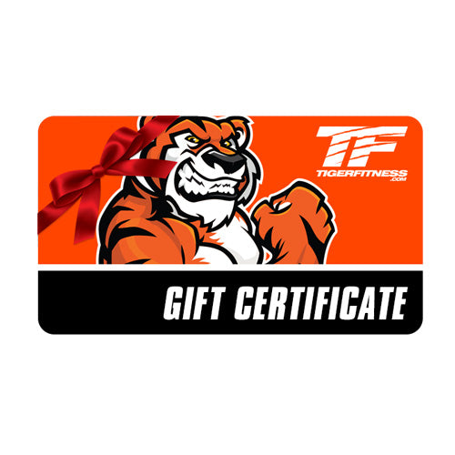 Tiger Fitness Gift Card