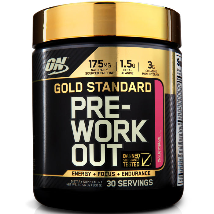 ON Gold Standard Pre-Workout - Watermelon