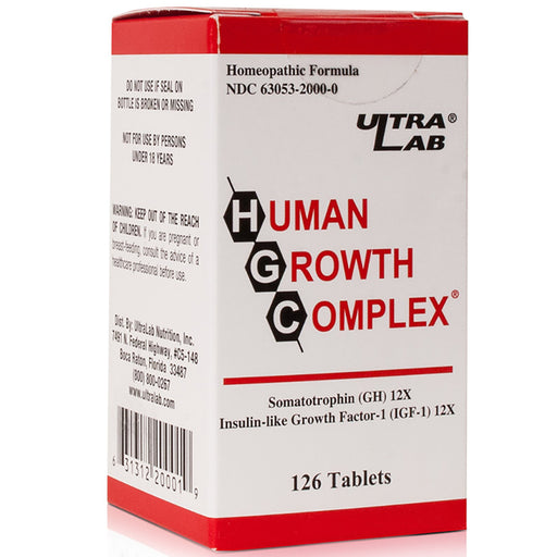 Human Growth Complex - Tiger Fitness
