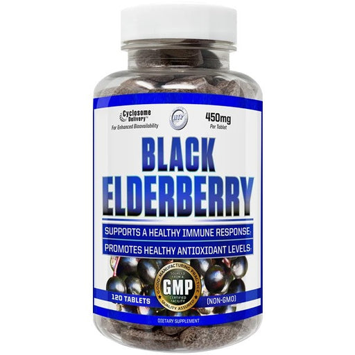 Black Elderberry Extract - Tiger Fitness