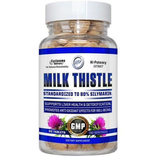 Milk Thistle Extract - Tiger Fitness