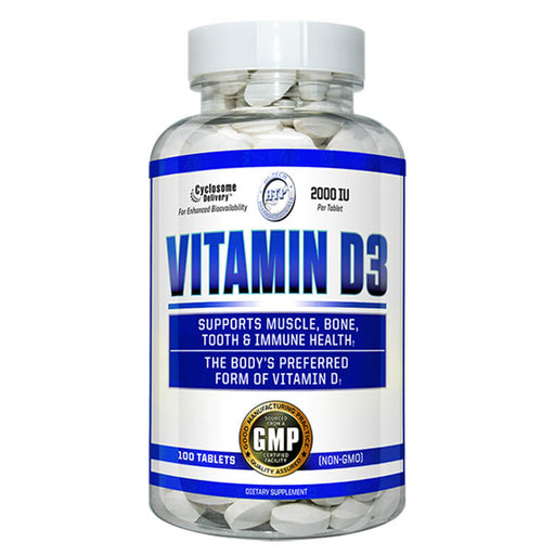 Vitamin D3 - Tiger Fitness