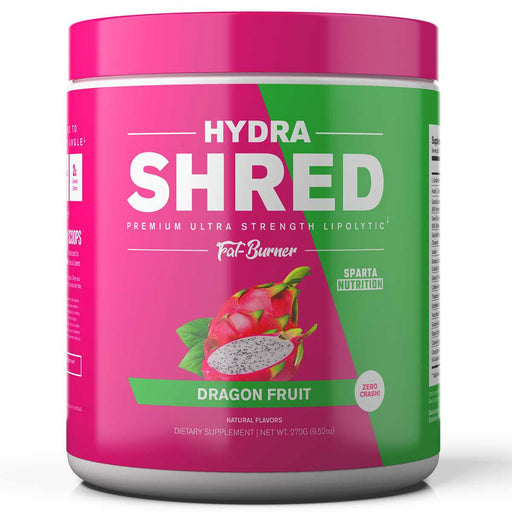 Sparta Nutrition HydraShred Powder Dragon Fruit