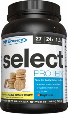 Select Protein 1.9lbs - Peanut Butter Cookie