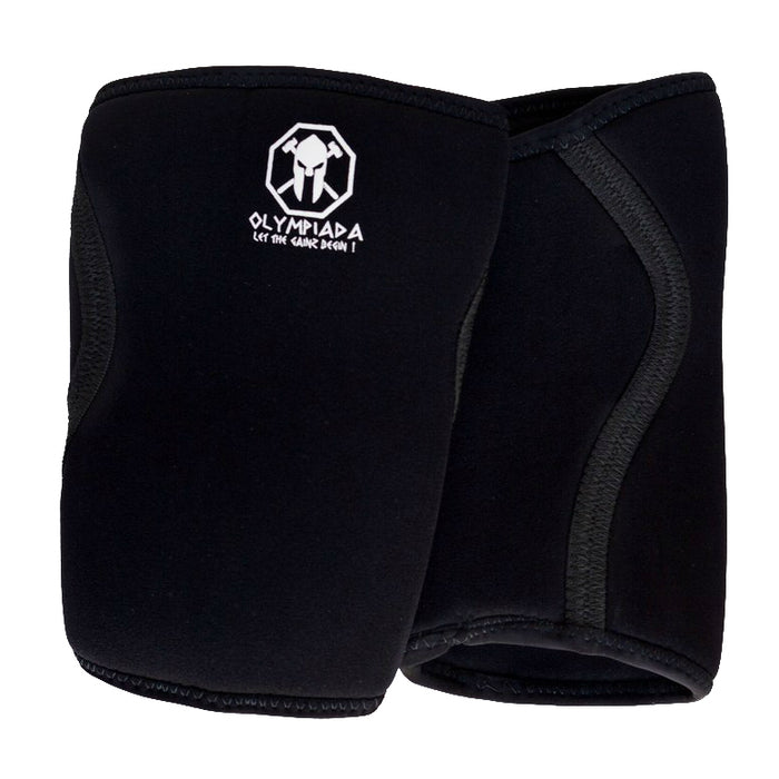 Olympiada Gear 7mm Neoprene Knee Sleeves